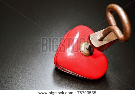 Squashed Heart