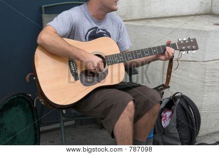street performer 2