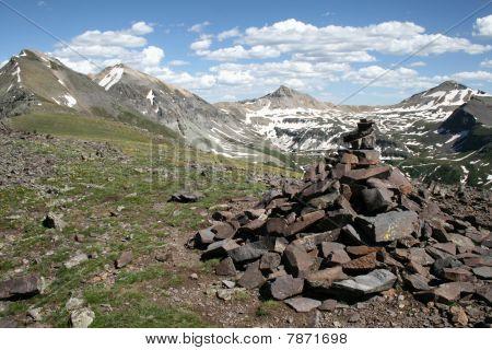 Ajax Peak looking East