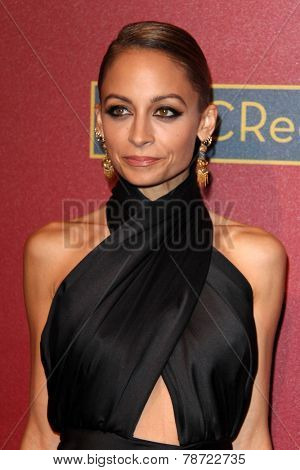 LOS ANGELES - MAR 1:  Nicole RIchie at the QVC 5th Annual Red Carpet Style Event at the Four Seasons Hotel on March 1, 2014 in Beverly Hills, CA