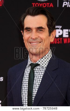 LOS ANGELES - MAR 11:  Ty Burrell at the
