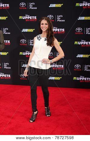 LOS ANGELES - MAR 11:  Samantha Harris at the