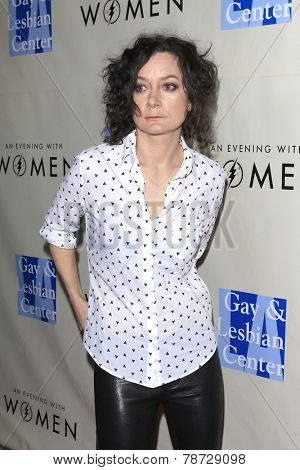 LOS ANGELES - MAR 3:  Sara Gilbert at the