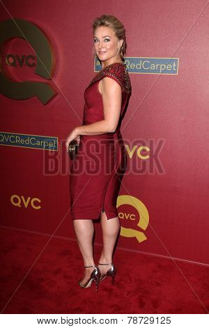 LOS ANGELES - MAR 1:  Elisabeth Rohm at the QVC 5th Annual Red Carpet Style Event at the Four Seasons Hotel on March 1, 2014 in Beverly Hills, CA