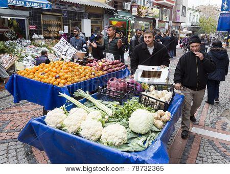 Wheelbarrows Fruits Vegetables