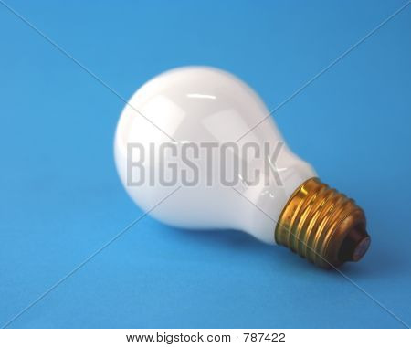 Edison screw lamp