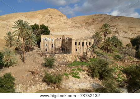 Bedouins House