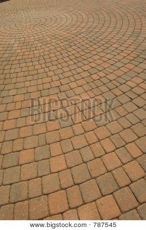 Vertical Pattern of Bricks