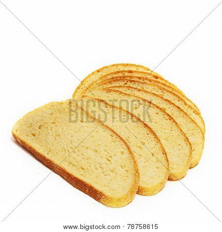 Few  slices of bread