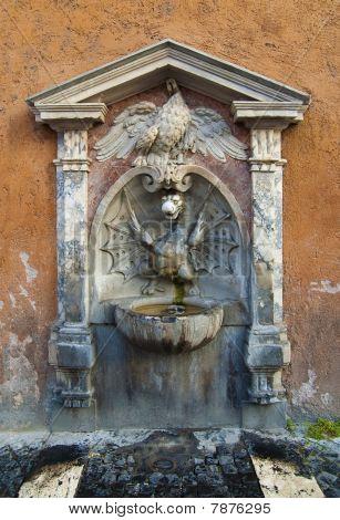Dragoon fountain