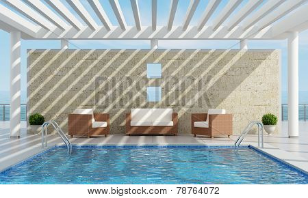 Summer House With Pool
