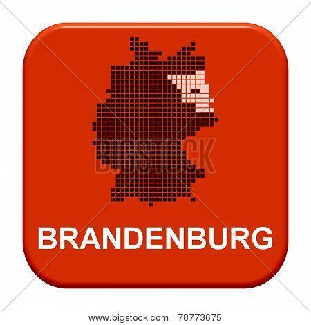 Red Button: German Region Brandenburg