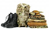stock photo of army  - Army uniform - JPG