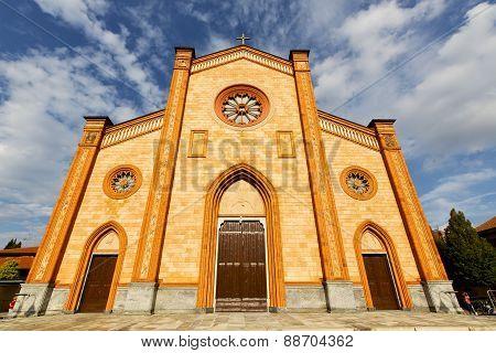 Villa Cortese Italy   Church  Varese  The
