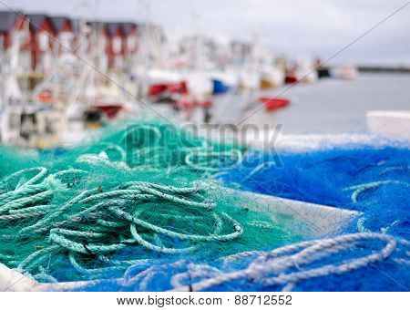 Fishing harbour-Andenes