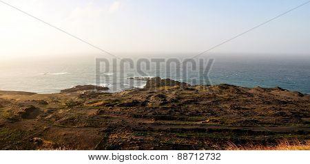 Landscape Of Salinas