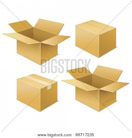 box. free shipping icon