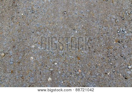 Road Gravel - Grey abstract texture