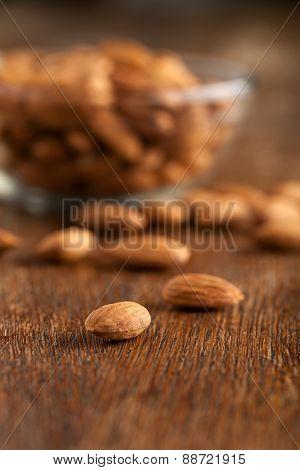 Raw Almonds Macro