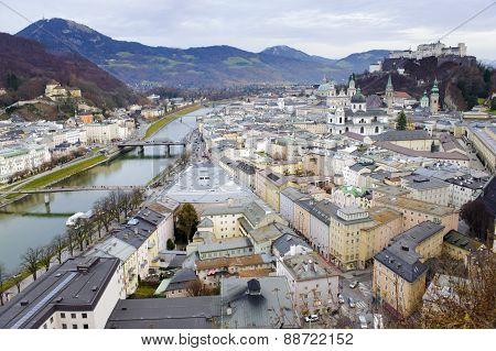 city Salzburg