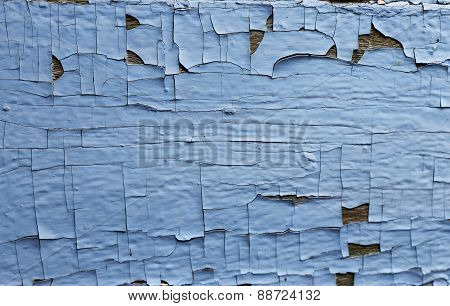 Grunge Background  Texture With Old Peeling Paint