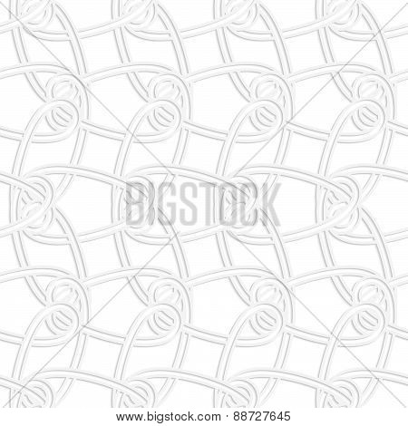 3D Vertical Interlocking Ornament