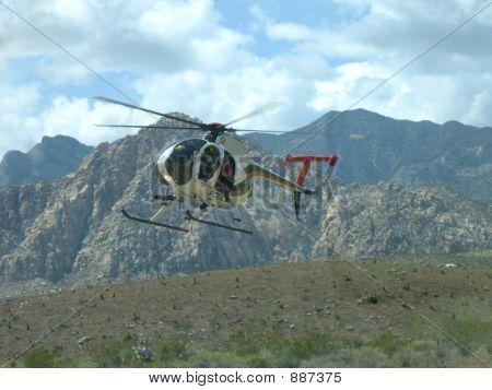 Resgate de montanha