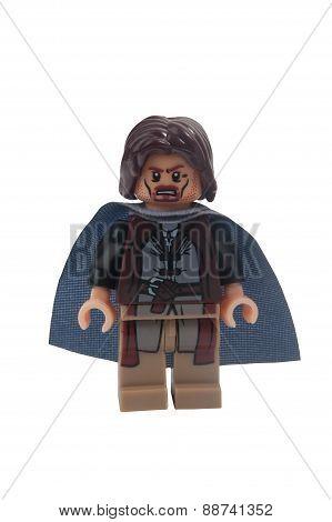 Aragorn Custom Lego Minifigure