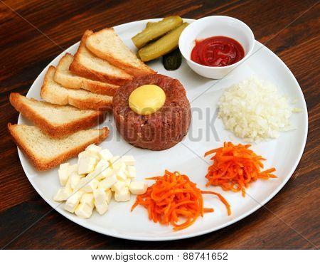meat tartar