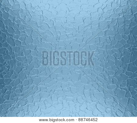 Air Force blue (RAF) metallic metal texture background