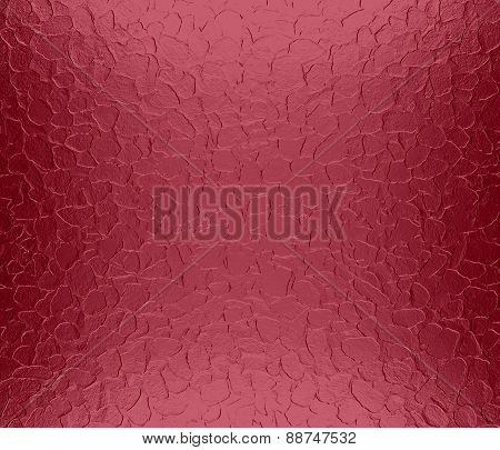 Antique ruby metallic metal texture background