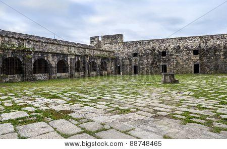 San Felipe Castle In Ferril Galicia