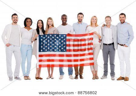Team Of America.