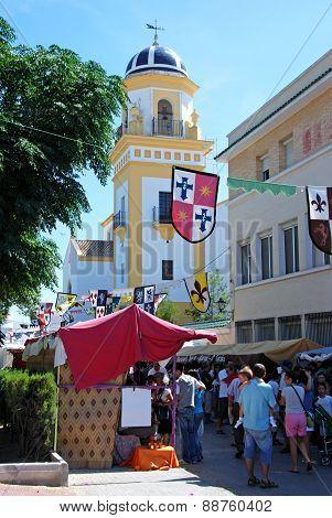 Medieval Market, Barbate.