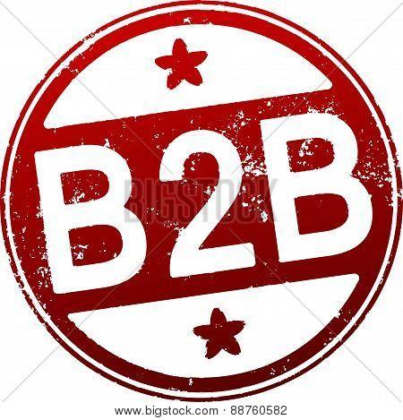 Rubber Stamp B2B
