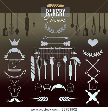 Baker Elements for your design.