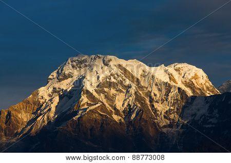 Annapurna I Himalaya Mountains