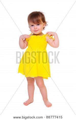 Child In Full-length