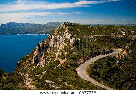 Route des Cretes, France