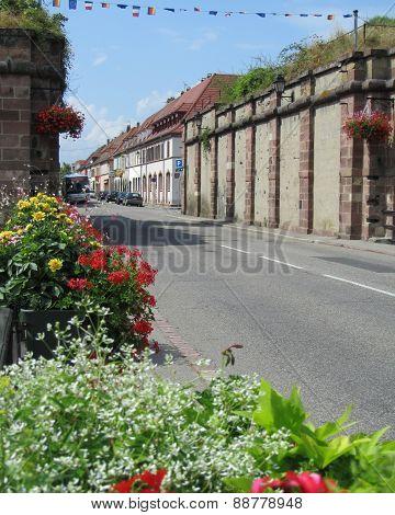 Porte de Bale, Neuf-Brisach