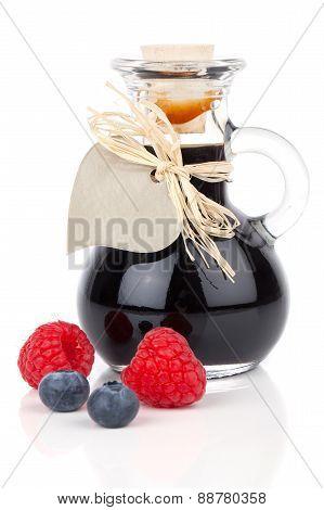 Bottle Of Liqueur