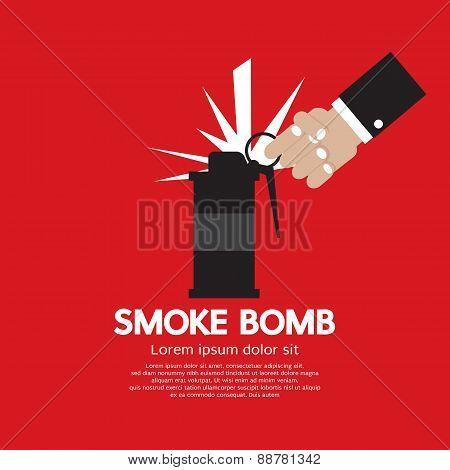 Smoke Bomb.