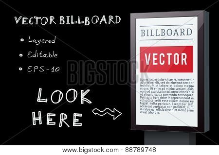 Vector Billboard