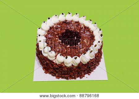 Schwarzwaelder Kirschtorte: Chocolate Cake