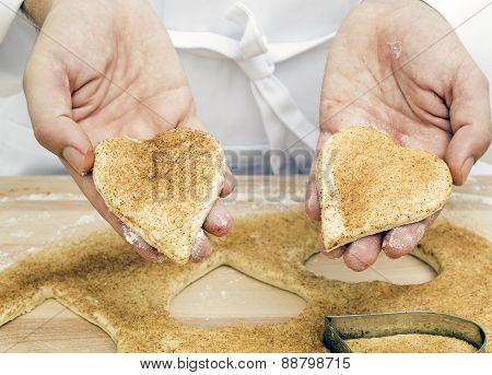 Preparing Cookies