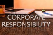stock photo of responsible  - Corporate Responsibility  - JPG