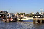 Docking pier