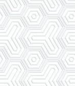 picture of hexagon pattern  - Seamless geometric background - JPG