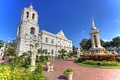 picture of cebu  - The new facade of the Cebu Metropolitan Cathedral - JPG