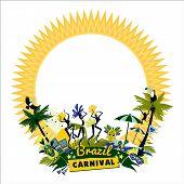 stock photo of carnival rio  - Brazilian Carnival - JPG